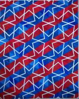 Stars and Stripes Quilt Pattern DLP-103