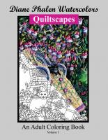 Quiltscapes Adult Coloring Book DP-901e