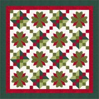 Lucky Irish Quilt Pattern DWQ-1525