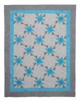 Friendship Baby Stars Quilt Pattern DWQ-1551