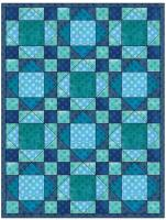 Big Block Baby Quilt #2 Pattern DWQ-1563