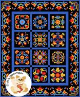 Fiesta! and Siesta! Quilt Pattern FCP-002