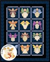 Angels Quilt Pattern FCP-005