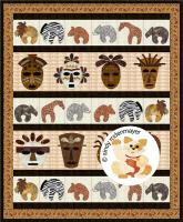 Savanna Flair Quilt Pattern FCP-007