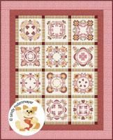 Baltimore Bliss Quilt Pattern FCP-011