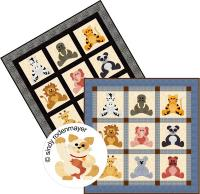Zoo Babies Quilt Pattern FCP-027