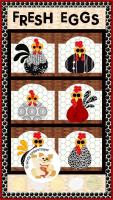 Fresh Eggs Quilt Pattern FCP-033