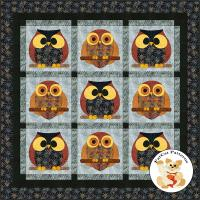 Night Owls Quilt Pattern FCP-068