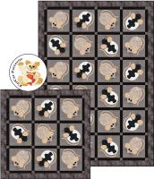 Oh Rats! Quilt Pattern FCP-090