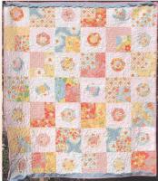 Flower Patches Pattern FCQ-153