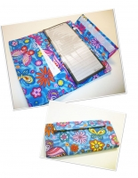 Shopping List with Coupon Pocket Clutch Pattern FGD-001
