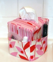Sew Easy Tissue Caddy Pattern FGD-524