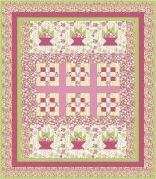 Emma's Baskets Quilt Pattern FHD-117