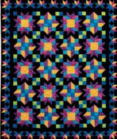 Midnight Gems Quilt Pattern FHD-141