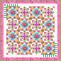 Happy Hour Quilt Pattern FHD-202