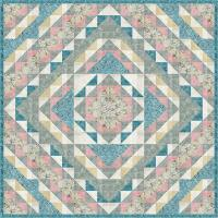 Sea Salt Quilt Pattern FHD-207