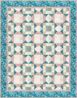 Ocean Commotion Quilt Pattern FHD-212