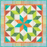 Spin The Wheel Quilt Pattern FHD-252