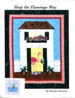 Shop the Flamingo Way Quilt Pattern FID-1700