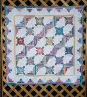 Covello Rose Quilt Pattern FPT-180e