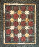 Starry Snowball Quilt Pattern FPT-220e