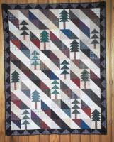 High Country Pines Quilt Pattern FPT-270e