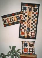 A Fine Welcome Quilt Pattern FPT-360e