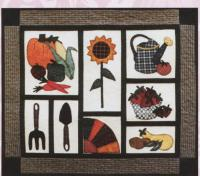 Bountiful Garden Pattern FRD-1105