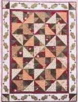 Garlands of Holly Quilt Pattern FRD-1110