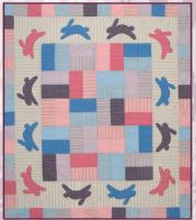 Bunny Chase Quilt Pattern FRD-1112