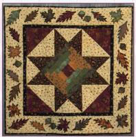 Autumn Star Quilt Pattern FRD-1115