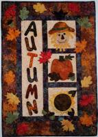 Autumn Whimsy Quilt Pattern FRD-1121