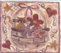 Allie's Basket Pattern FRD-1314