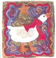 Christmas Goose Pattern FRD-1321