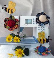 FREE Busy Bee Pin Cushion Pattern FREE-BS2258e