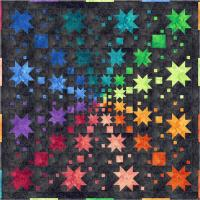 Star Burst Quilt Pattern GQ-104
