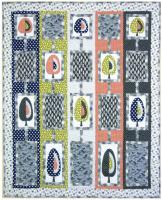 Trees in the Meadow Quilt Pattern GQ-110