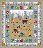 The Big Dig Quilt Pattern GQ-111