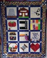 My Playroom Quilt Pattern GR-101