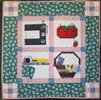My Mini Playroom Quilt Pattern GR-103