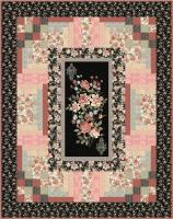 Bouquet for Nana Quilt Pattern GTD-107