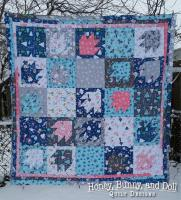 Bear Tracks Quilt Pattern HBD-110