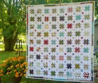 Starlight Quilt Pattern HBD-111