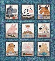 Munch A Bunch Pattern HBH-103