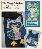The Crazy Hooters Quilt Pattern HBH-402