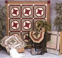 Alice's Star Quilt Pattern HCH-006
