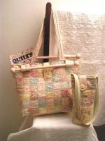 Take It To Class Tote Pattern HHQ-7303