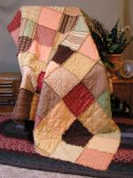 Quick Snuggle Quilt Pattern HHQ-7314