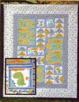 Oh Boy! Toddler Quilt Pattern HHQ-7334