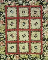 Tumblers Quilt Pattern HHQ-7342